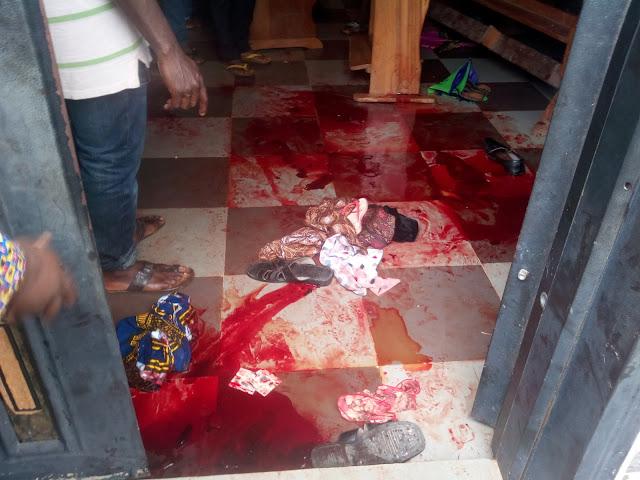 Umat Katolik Nigeria Ditembaki di Gereja, 11 Tewas dan 18 Luka
