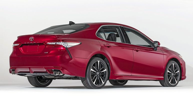 2020 Toyota Camry XSE V6 Auto Specs and Performance
