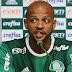 Mattos confirma que Felipe Melo não joga mais pelo Palmeiras: 'Ele vai seguir outro caminho'