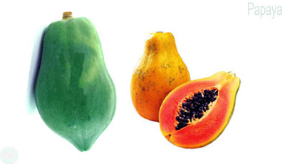 Papaya, papaya fruit,পেঁপে
