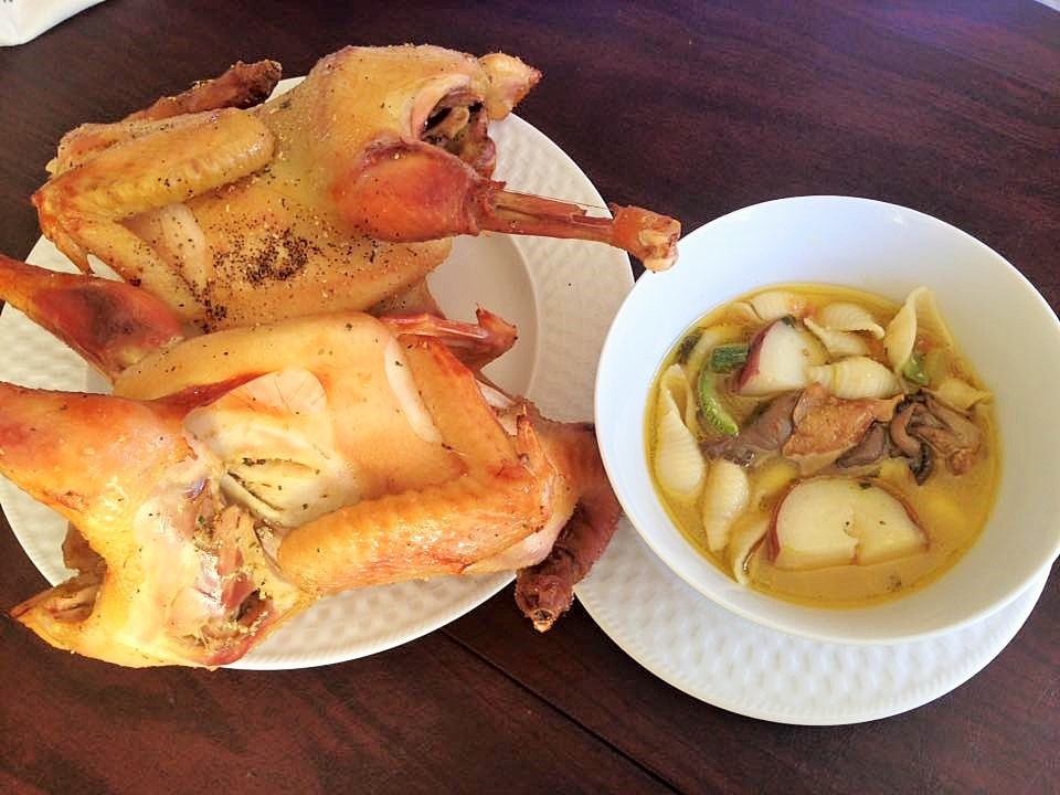 recetas con gallinas