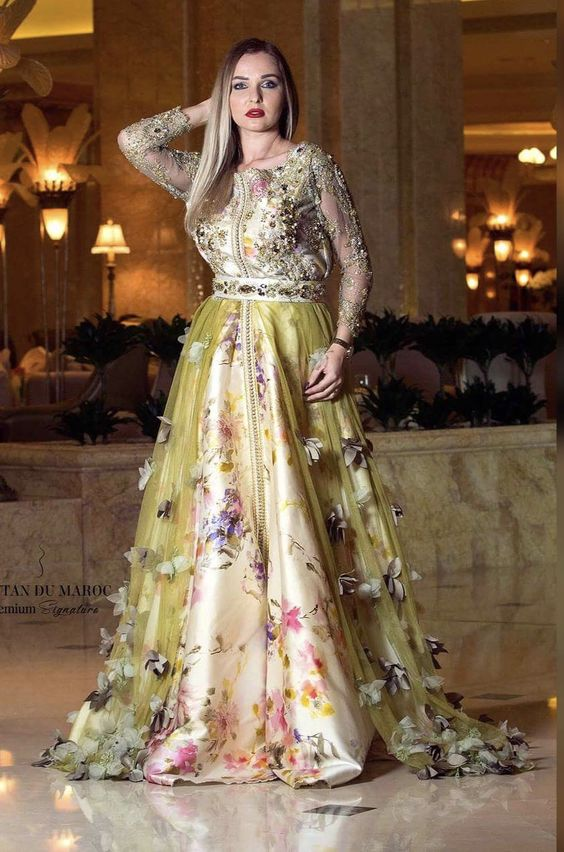 caftan 2018 takchita moroccan dress haute couture caftan marocain de luxe 2018 boutique. Black Bedroom Furniture Sets. Home Design Ideas