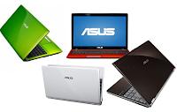Harga Laptop Asus Maret 2015