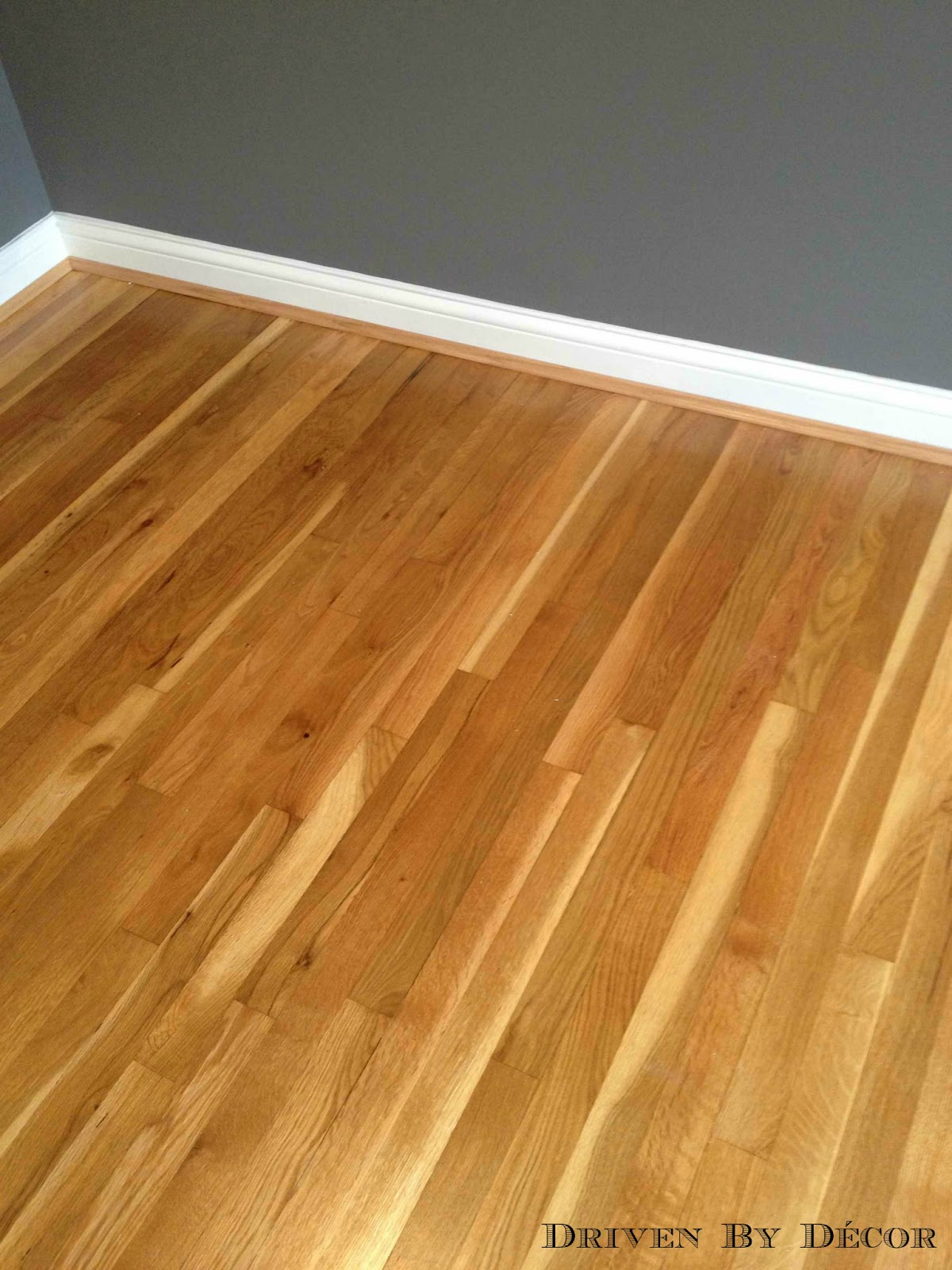 Refinishing hardwood floors water based vs oil based for Resurfacing wood floors