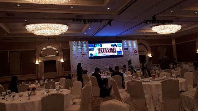 Luhut dan Prabowo Kumpul Bareng Pengusaha Bahas Ekonomi RI