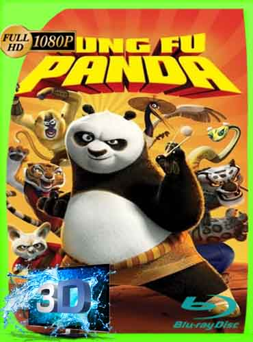 Kung Fu Panda(2008) Latino Full 3D SBS 1080P [GoogleDrive] dizonHD