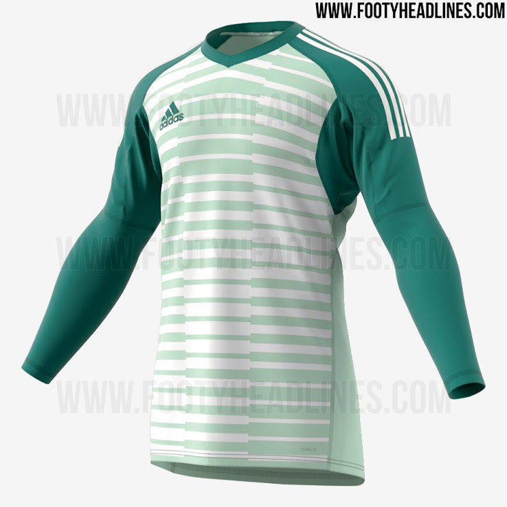 Adidas Adipro 2018 World Cup Goalkeeper Kits Leaked