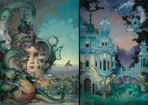 00-Daniel-Merriam-Paintings-of-Worlds-of-Surrealism-Built-on-Life-Experiences-www-designstack-co