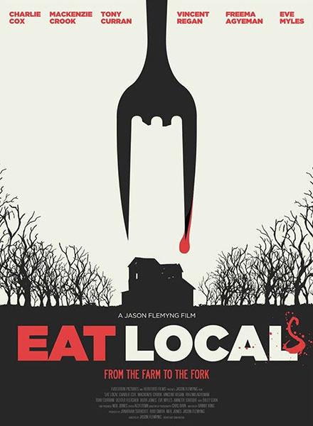 Eat Locals, una película dirigida por Jason Flemyng