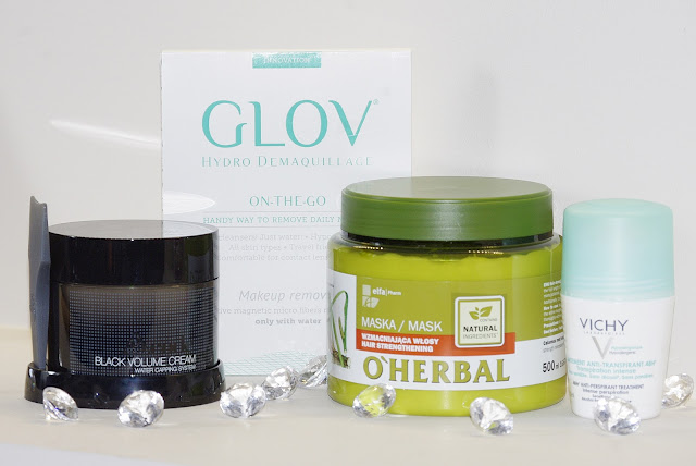 neogen, glov, o'herbal, vichy