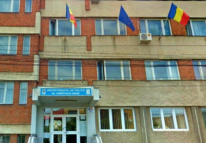 Inspectoratul Judetean De Pilitie Arad - IPJ Arad