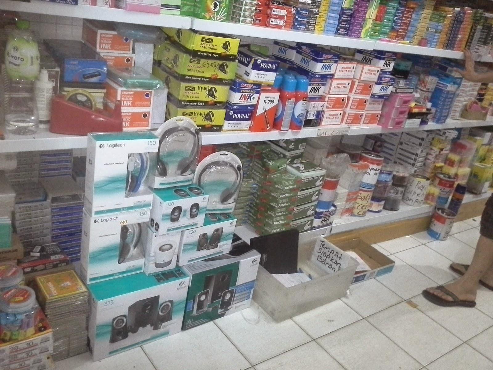 Tempat membeli peralatan tulis kantor harga murah daftar produk Lengkap
