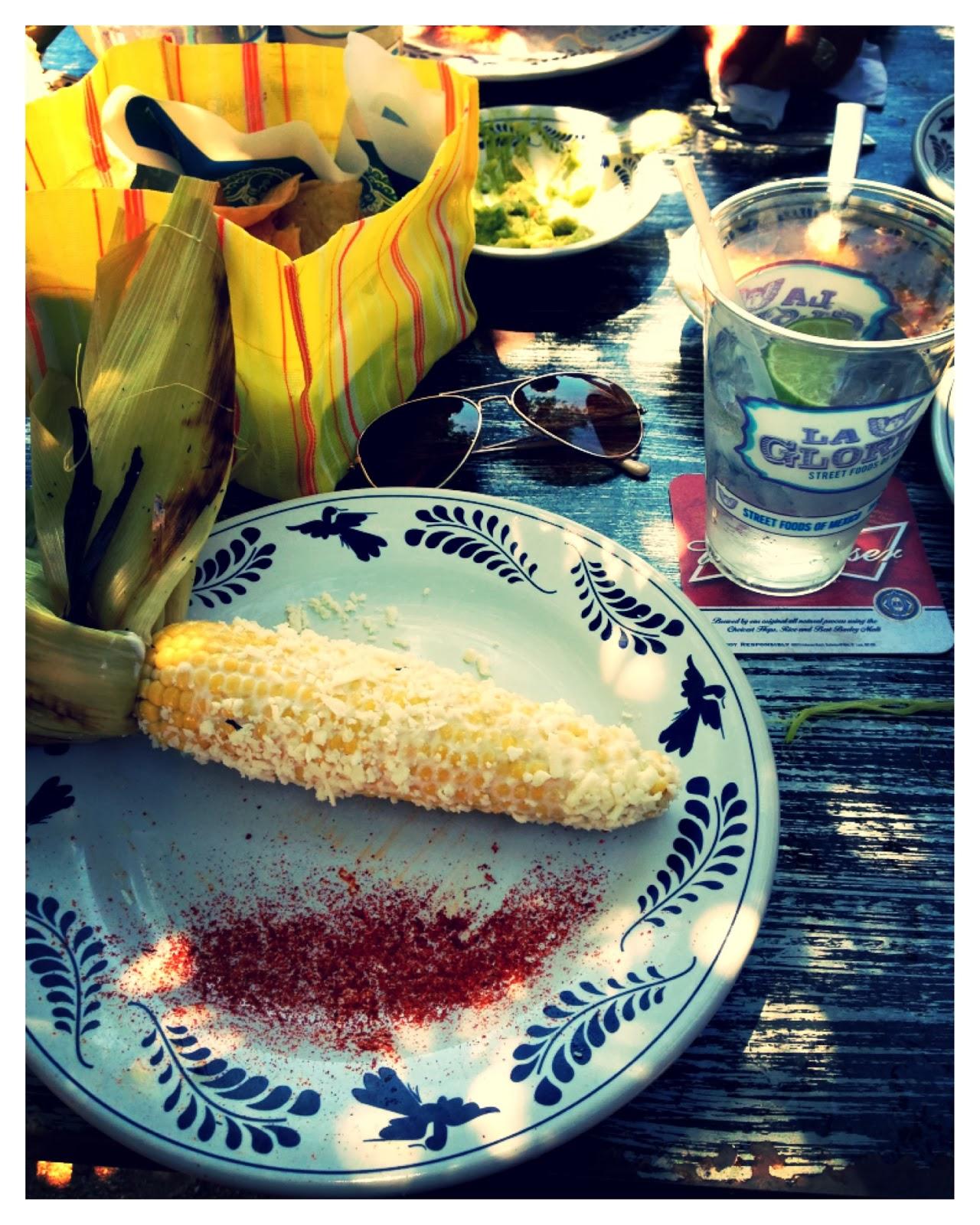 la gloria corn food