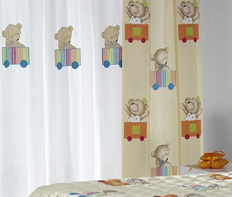 disenyoss decoracion todo cortinas On cortinas dormitorio infantil