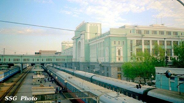 Хамгийн их ачаа тээш тээвэрлэдэг хэсэг нь Омск-Новосибирск   1985 онд  зөвлөлтийн эдийн засаг ид ажиллаж байх үед энэ хэсэг дэлхий дээрх хамгийн их  ... a0f49577a17