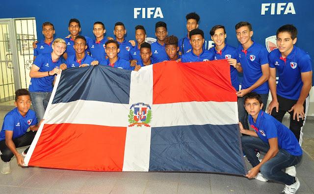Selección Sub 15 a eliminatoria CONCACAF