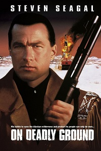 Poster On Deadly Ground