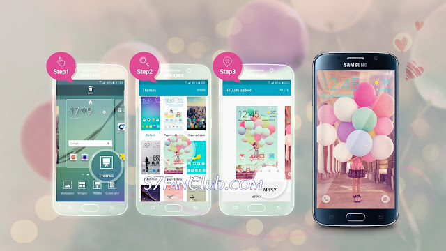 Download Samsung Galaxy S7 Edge Themes Online Free and Paid