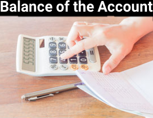 Learn How To Start BALANCE OF THE ACCOUNTING