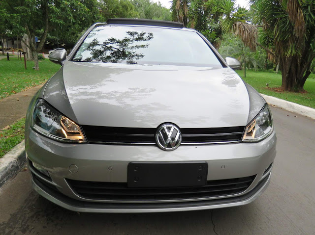 Golf 1.6 MSI manual e automático