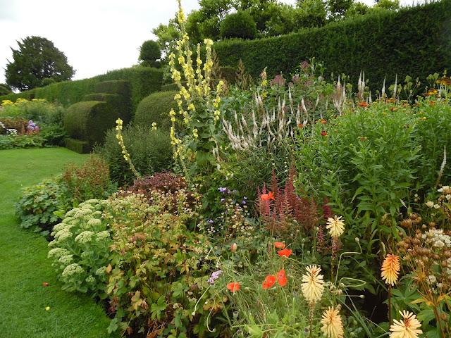 Herbaceous Border, rabata bylinowa