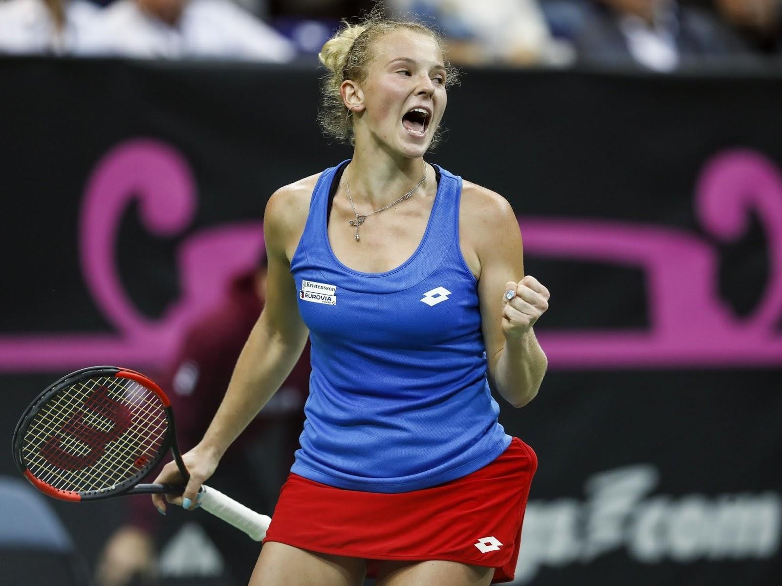 Finale Fed Cup, Repubblica Ceca-Stati Uniti 2-0 dopo la prima giornata