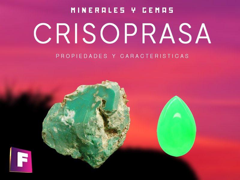 crisoprasa propiedades caracteristicas y usos gemologicos | foro de minerales