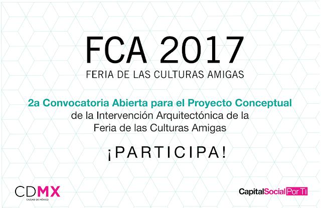FCA 2017 Feria de las culturas amigas