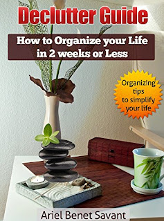 Declutter Guide: How to Organize Your Life in 2 Weeks or Less: Organizing Tips to Simplify your Life