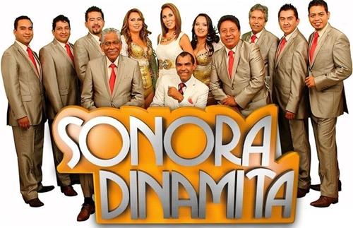 Lyrics de La Sonora Dinamita