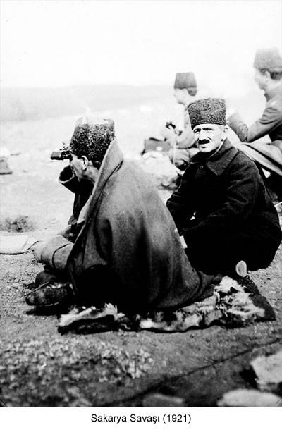 Atatürk Sakarya Savaşı 1921 Fotoğraf