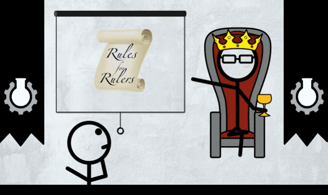 The Rules for Rulers