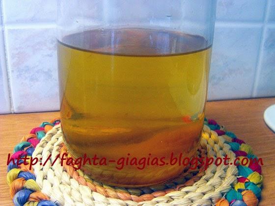 Λικέρ μέλι - Τα φαγητά της γιαγιάς