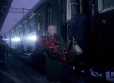 motyw kolejowy w polskim filmie