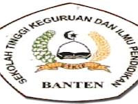 PENDAFTARAN MAHASISWA BARU (STKIP BANTEN) 2021-2022
