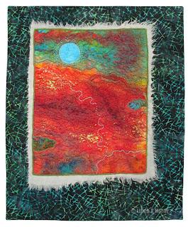 Molten 2014 by Linda A. Miller
