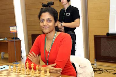 भारतीय ग्रैंड मास्टर हरिका द्रोणावल्ली रेजाविक ओपन शतरंज टूर्नामेंट की सर्वश्रेष्ठ महिला खिलाड़ी घोषित की गयीं