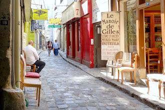 Paris : Passage du Chantier, réminiscences de l'ancien Faubourg Saint Antoine et histoire des métiers du bois  - XIIème