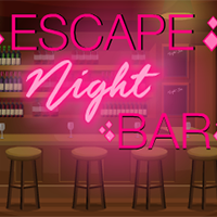 Escape007Games Escape Night Bar