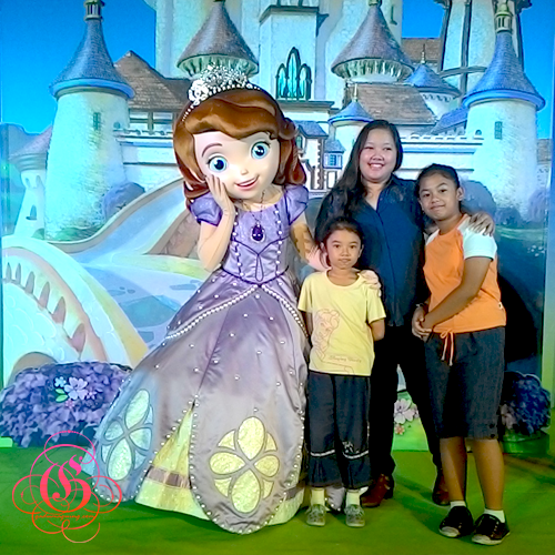Toy Kingdom Brings Sofia Jake  and Doc McStuffins in Cebu