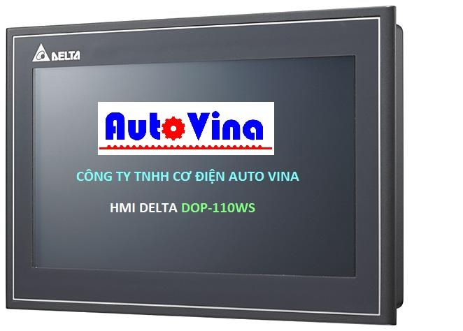 Đại lý bán màn hình cảm ứng HMI Delta DOP-110WS