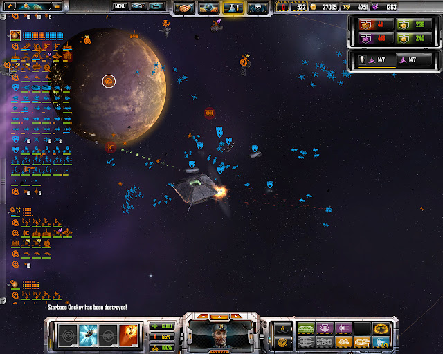 Starbase Screenshot | Sins of a Solar Empire: Rebellion