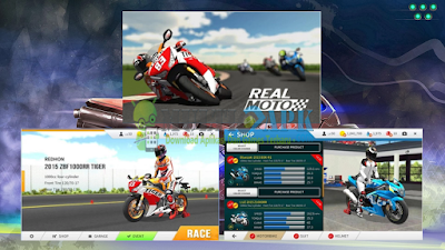 Game Real Moto Versi 1.0.122 Mod Apk+Data (Mod Money)