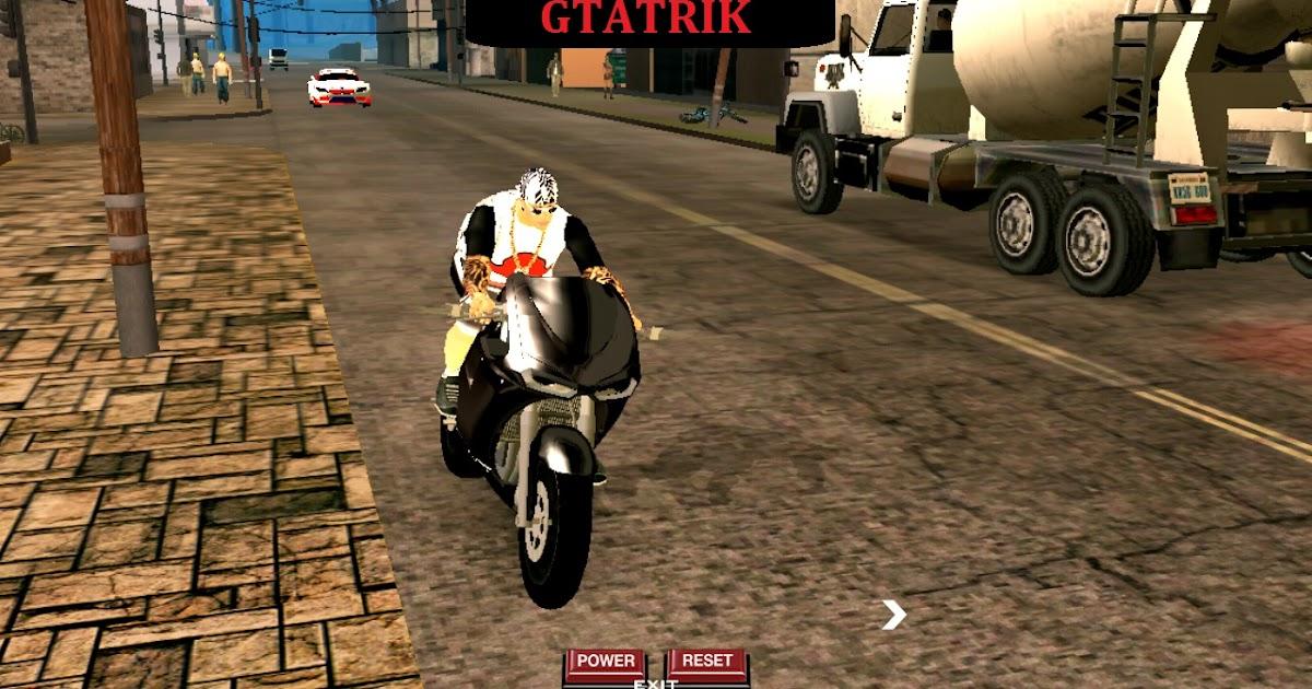 Mod gta sa android lintasan drag | Kumpulan Mod Motor Drag Bike GTA