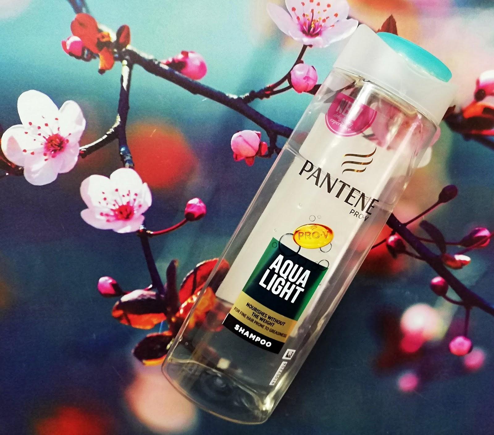 Szampon do włosów Pantene Pro-V Aqua Light