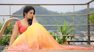 Srimukhi glamorous Picture session 004.jpg