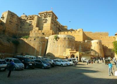 Jaisalmer, la dorée : les temples Jains et le Thar Heritage Museum 1