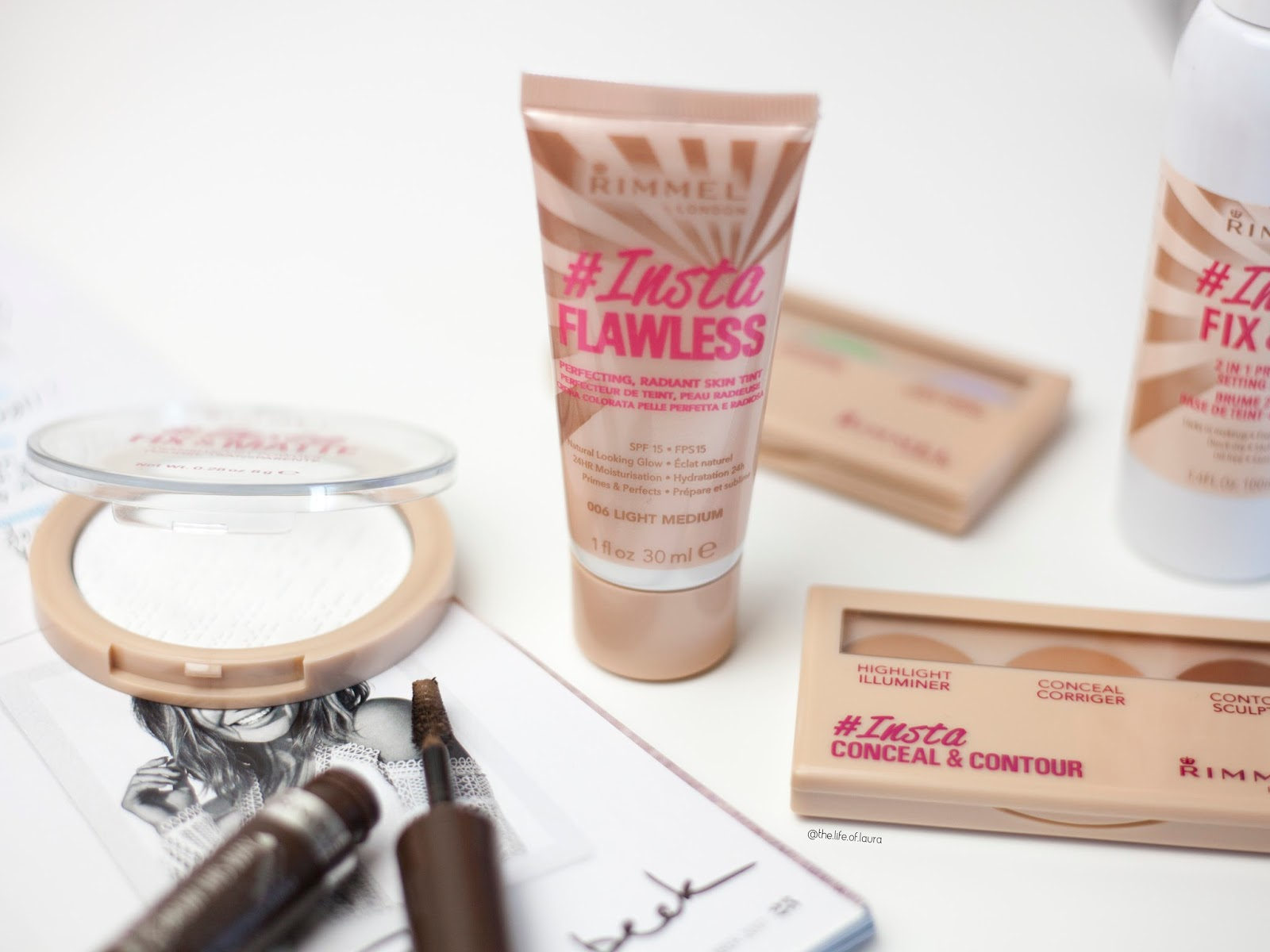 #Insta Flawless Rimmel London
