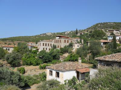 Domatia- Doğanbey Köyü