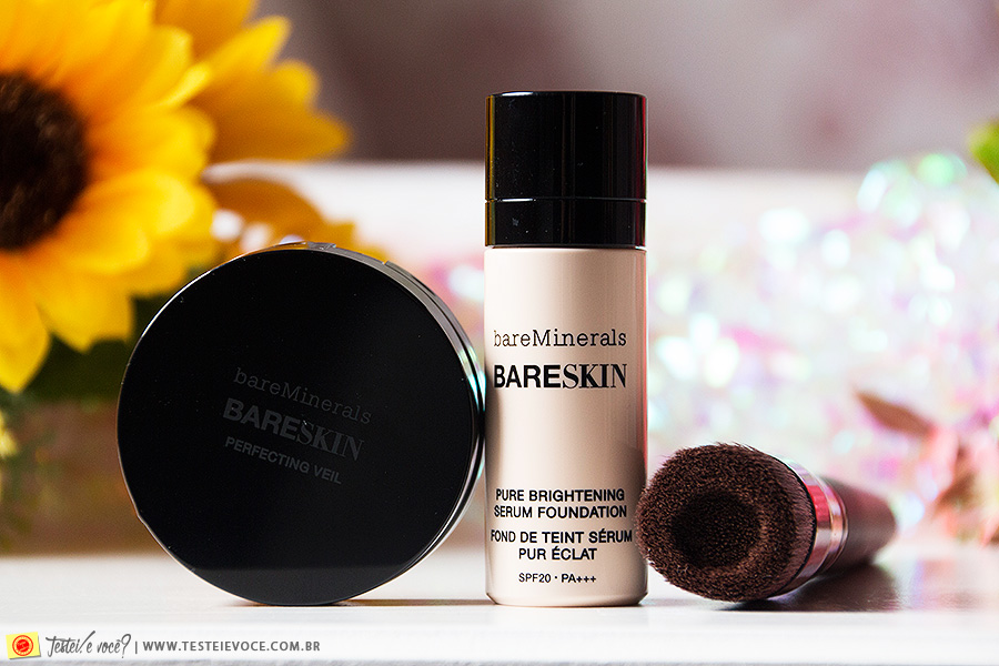 Kit Experience bareSkin - bareMinerals